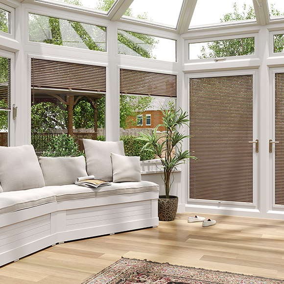 PerfectFIT Taupe Blind