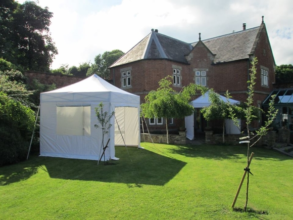 Gala Tent Pop-Up Gazebo