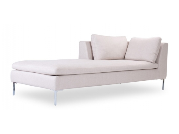 Chaise longue. Photograph by Fashion for Home
