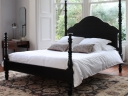 Kingston four-poster bed from Turnpost. Photograph courtesy of Turnpost