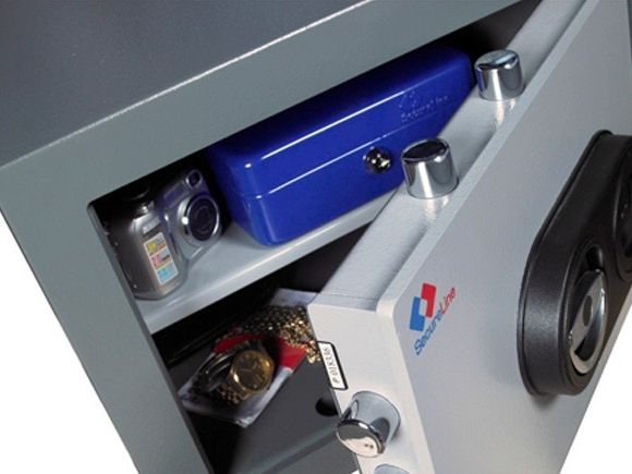 Eurograde safe. Photograph by Winterfield Safes