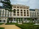 The five-star Kempinski Palace Hotel in Portorož, Slovenia. Photograph by Graham Soult
