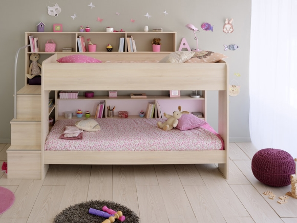 Acacia Bibop Bunk Bed. Photograph by Room to Grow