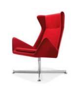 Red chair - Kim Shilling - Interior Designer in London