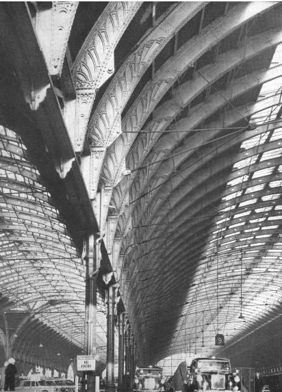 Span Four at Paddington Station (photograph courtesy of Save Britain's Heritage)