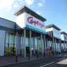 Carpetright store. Photograph by Graham Soult