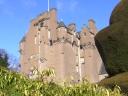 Crathes Castle. Photograph by Tony Goff