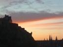 Edinburgh Castle. Photograph by Tony Goff