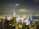 Hong Kong skyline from the Peak. Photograph by Natasha Lai