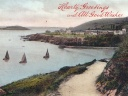 Old postcard of Looe