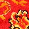 Vignette: Patterned carpet. Photograph by Michal Zacharzewski