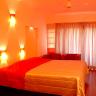 Vignette: Hotel room. Photograph by Arjun Kartha