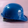 Vignette: Hard hat. Photograph by Jeinny Solis S.