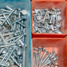 Vignette: Screws. Photograph by John Byer