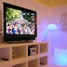 Vignette: TV and stand. Photograph by Michal Zacharzewski