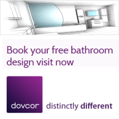 Book your free bathroom design visit now, courtesy of Dovcor Bathrooms
