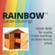 Rainbow Garden Buildings