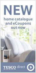 Tesco Direct New Home Catalogue and Money-Saving E-coupons