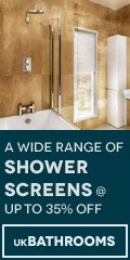Shower Screens from UK Bathrooms